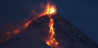 62 dead as result of volcano eruption inGuatemala