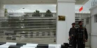 Chinese engineer's dead body found from embassy