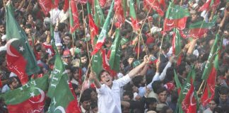 PTI to hold public gathering in Karachi today | Khyber News