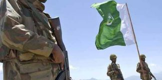 Five soldiers injured in militants' attacks along Pak-Afghan border