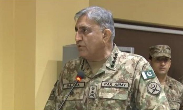 Pakistan peace loving country contributing to global peace efforts: COAS