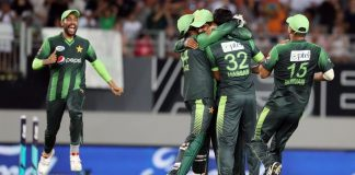 Pakistan beats Zimbabwe in opener match of T-20 tri-series