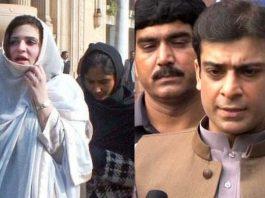 Ayesha Ahad files abduction case against Hamza Shahbaz