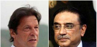 Nomination papers of Zardari, Imran challenged in Nawabshah, Lahore
