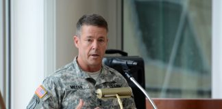 Pakistan's cooperation vital to achieve stability in Afghanistan: Gen. Miller