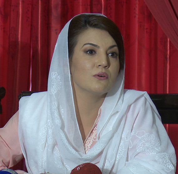 Reham Khan rejects allegations of writing book at Maryam, Shehbaz's behest
