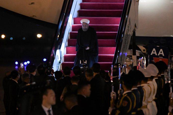 Iran's Rouhani criticizes U.S.'unilateralism' over nuclear deal