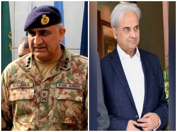 PM Mulk, COAS Bajwa arrives in Peshawar
