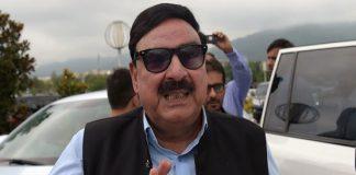 Sheikh Rasheed vows to improve Railways' economic condition within 120 days