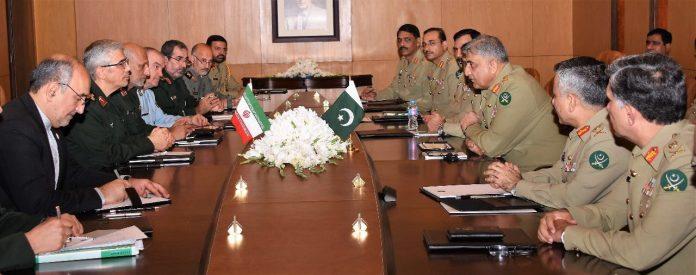 Pakistan, Iran cooperation vital for peace in region: COAS