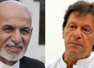 Pakistan, Afghanistan, Ashraf Ghani, Imran Khan,