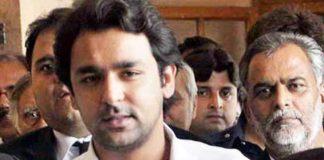 Musa Gilani's convoy attacked in Multan