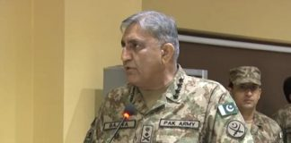 COAS General Qamar Bajwa assures military's assistance in combating locusts
