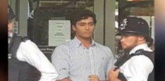 London police detains Maryam Nawaz's son Junaid Safdar