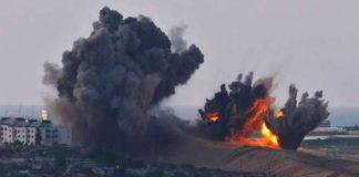 Baby among three killed as Israel strikes Gaza