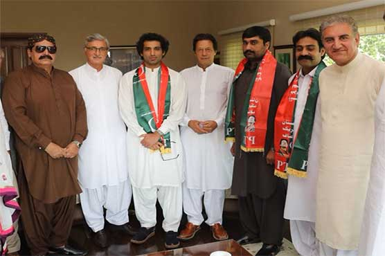 Five more MPAs-elect join PTI