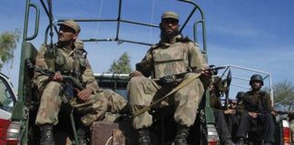 Three security personnel sustain injuries in North Waziristan landmine blast
