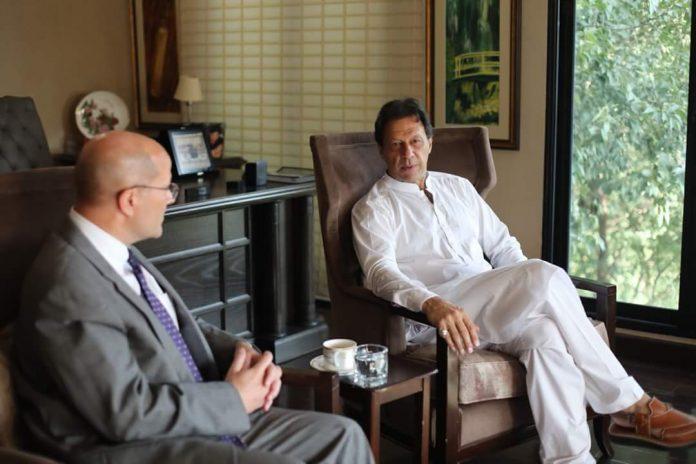 Trust deficit exists in Pak-US relations: Imran Khan