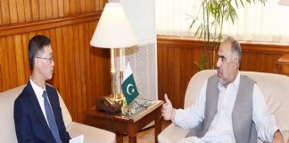 Parliamentary delegations exchange can further strengthen Pak-China ties: Asad Qaisar