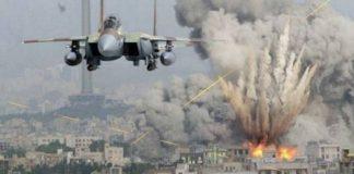US-led strikes kill 28 militants in eastern Syria: monitor