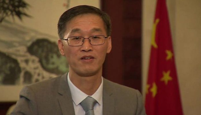 China to help Pakistan march toward growth, prosperity: Envoy