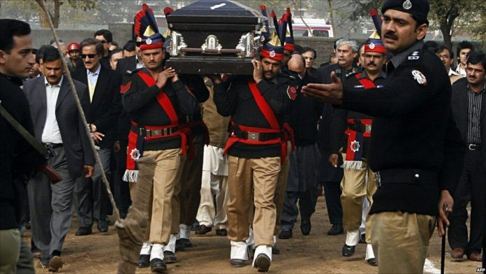 Police martyrs' day being observed across country