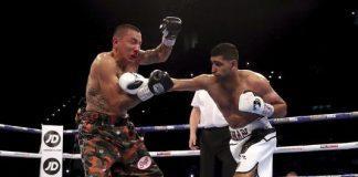 Amir Khan scores unanimous points win over Samuel Vargas in Birmingham