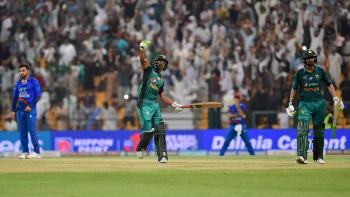 Asia Cup 2018: Pakistan beat Afghanistan by three wickets in thriller