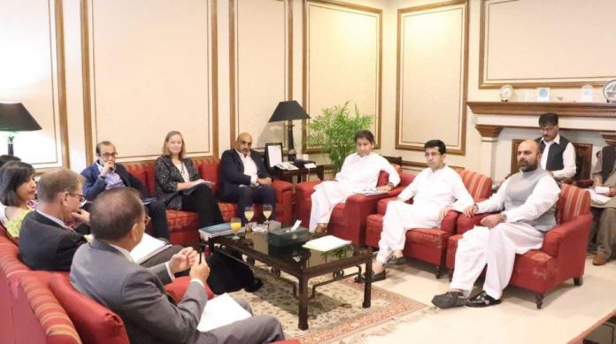 WB desires to cooperate with KP govt for development of province