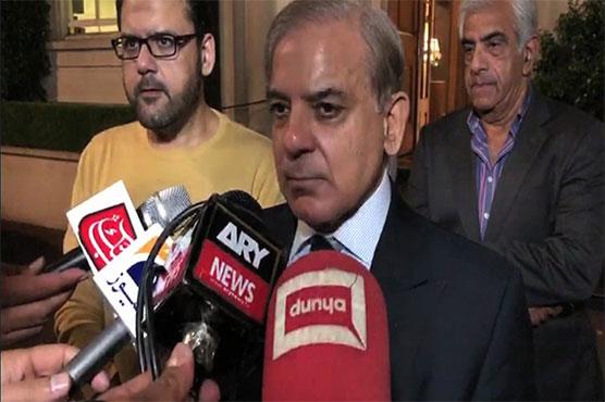 Shehbaz Sharif reaches London to bring back Kulsoom Nawaz's body