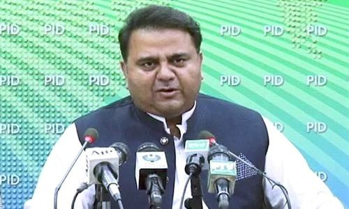 Spending Rs 4 million to sight moon is not wise: Fawad Chaudhry
