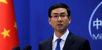 China once again calls for peaceful resolution of Kashmir dispute