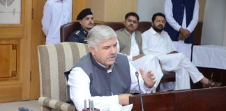 KP govt authorizes departments to release development funds for priority projects