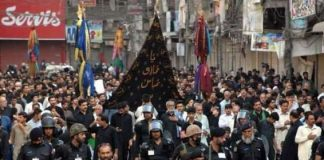 Yaum-e-Ashur being observed to commemorate Karbala martyrs' sacrifices