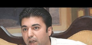 Hostile forces want to stop fencing along Pak-Afghan border: Murad Saeed