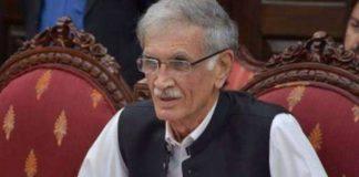 KP ministers removed for conspiring against govt: Pervez Khattak