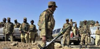 Two soldiers martyred in landmine explosion in North Waziristan