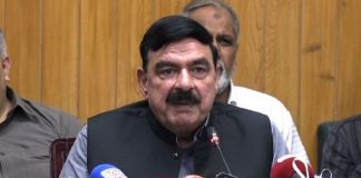 Coronavirus patient Sheikh Rasheed shifted to CMH Rawalpindi