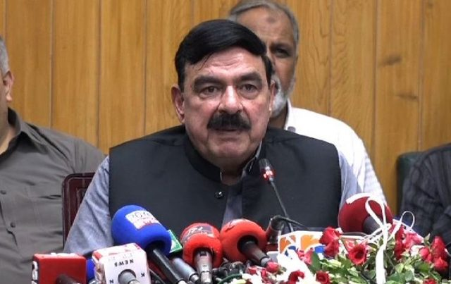 Railways to partially resume train operation from May 20: Sheikh Rasheed
