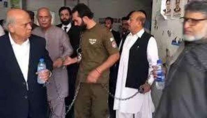 DG NAB tenders apology for producing teachers in handcuffs
