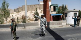 Afghan forces, Taliban battle for control of highway in Ghazni province
