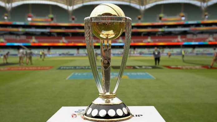 ICC World Cup trophy to visit Lahore, Islamabad, Karachi