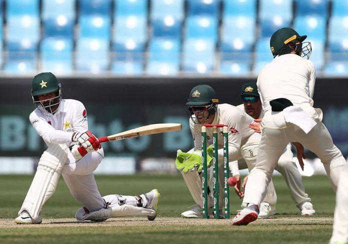 Pakistan set Australia 462-run target to win first Test