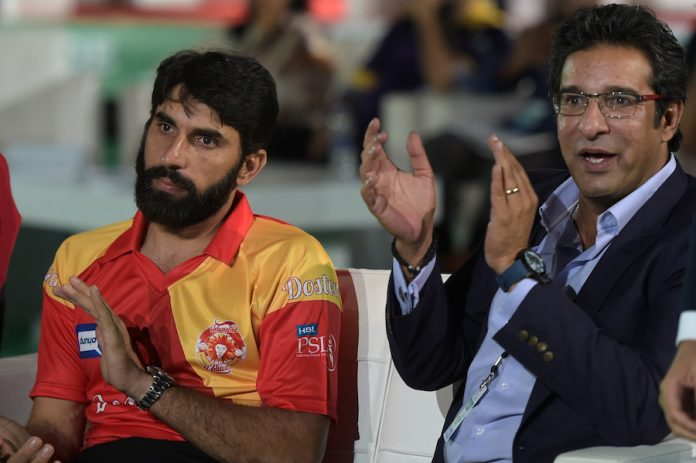 PCB considering Wasim, Misbah for cricket committee