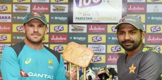 Pakistan to face Australia in first Twenty20 today