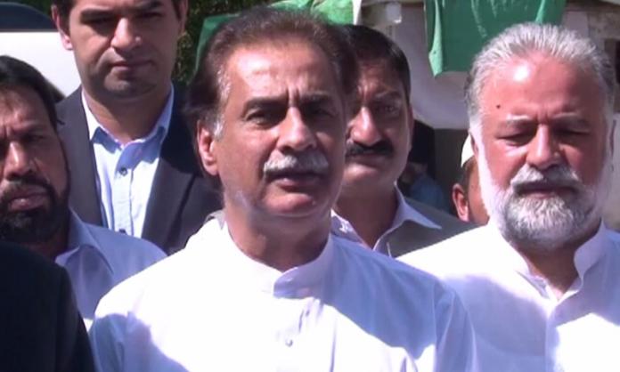 PML-N to protest outside Parliament House against Shehbaz's arrest