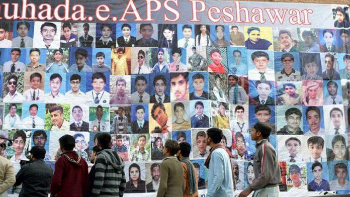 APS Peshawar anniversary tomorrow