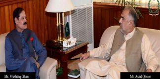 NA, KP speakers discuss overall political, economic situation