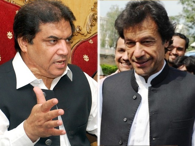 Hanif Abbasi's review petition seeking Imran Khan's disqualification dismissed