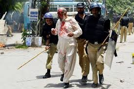 Policemen involved in Model Town massacre sacked